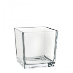Macetero de cristal para orquidea
