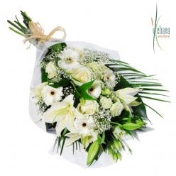 Ramo flor variado Funeral